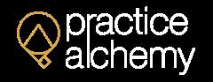 PA logo - white