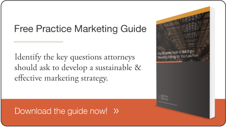 "Download ""Complete Marketing Guide to Building a Marketing Strategy for Your Law Firm"""